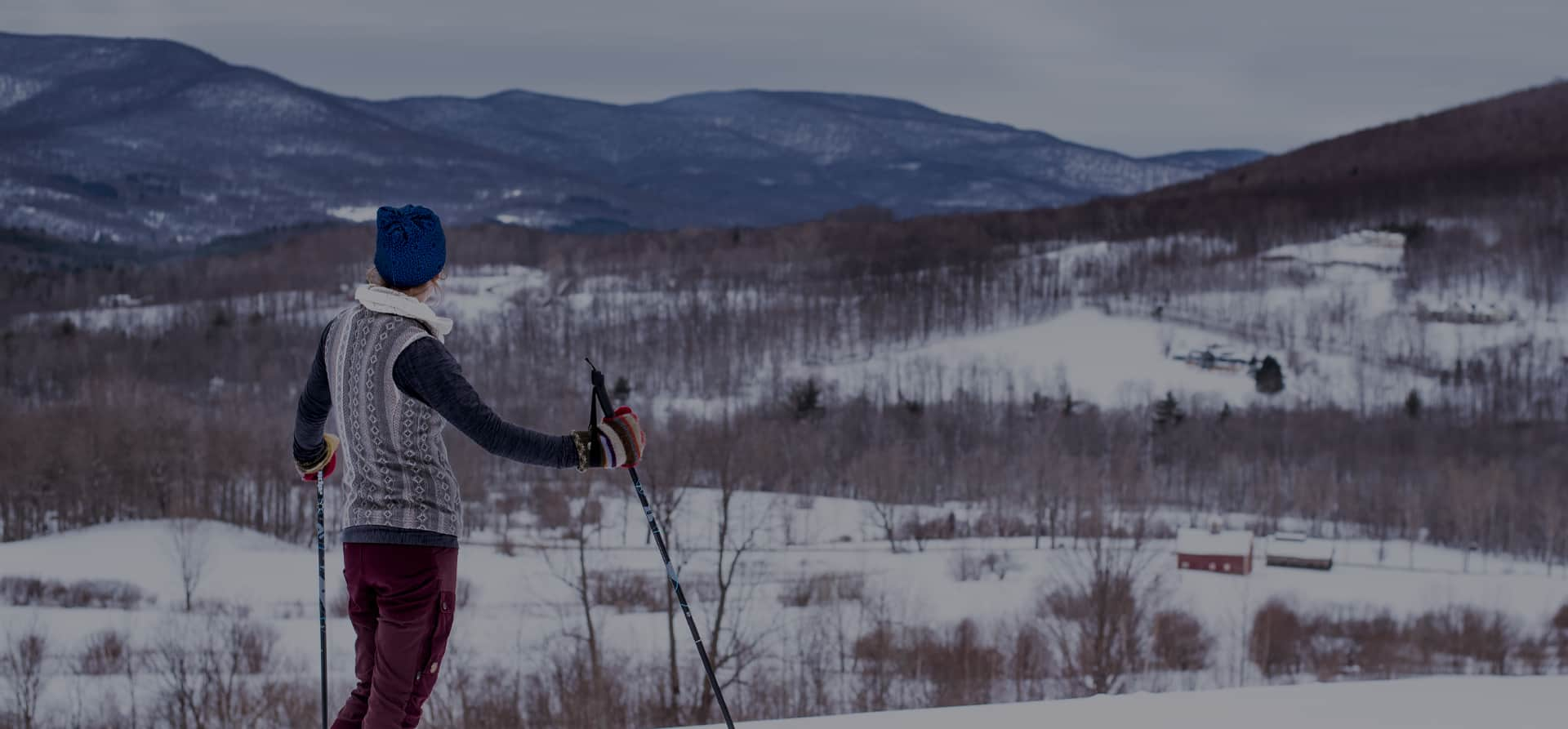 Nordic Skiing in Dorset Vermont