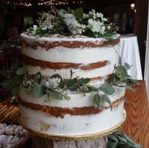 Wedding Cake from Dorset Rising