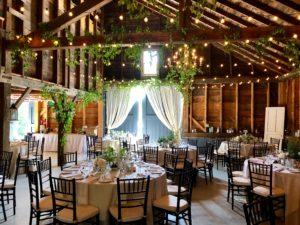 Old Gray Barn Wedding